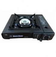 Газовая горелка Happy Home BDZ-155-A портативная с пьезоподжигом