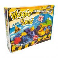Ігровий набір Strateg Mundi sand з трактором рос. 51201