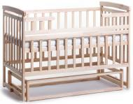 Ліжечко трансформер дитяче DeSon Натуральний