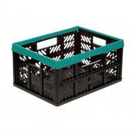 Ящик для зберігання Keeeper EKO-Klappbox складний 32 л Синій