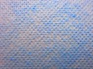 Рушники одноразові сітчасті Тімпа віскоза 30х50 см 100 шт. Блакитний (2690)