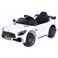 Детский електромобиль Mercedes BBH011 42300130 лицензионный Белый