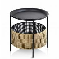 Столик металлический Flora Tala D-50 см (35510)
