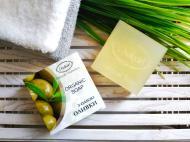 Мыло натуральное органическое Chaban С оливковым маслом