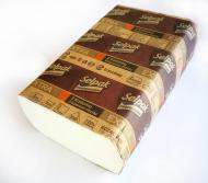 Паперові рушники Z-Z складання двошарові Selpak 200 шт/упаковка
