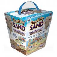 Пісок кінетичний Squishy Sand з набором інструментів