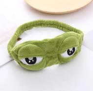 Маска для сна Лягушонок Пепе 3D унисекс