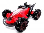 Трюковая машинка Drifter Turbo Air Released на радиоуправлении с подсветкой Красный