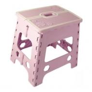Табурет розкладний Hoz Рожевий (MMS-R87944)