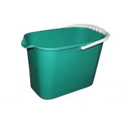 Ведро Консенсус 11 л Зеленый (MCS-11812)