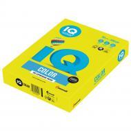 Папір офісний А4 IQ Color Neon 500 арк Жовтий