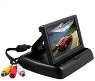 Автомобільний монітор iDial ET-508 HD TFT-LCD
