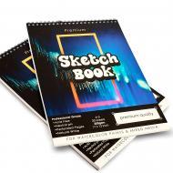 Папір А3 250 г \ м2 Sketch Book для скетчінга для малювання, альбом 30 листів