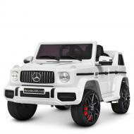 Электромобиль Bambi Mercedes-AMG G 63 M 4280EBLR-1 White (M 4280EBLR)