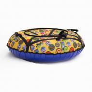 Надувные санки-ватрушка Kospa 100 см Турист (077)