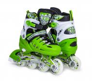 Ролики Scale Sports размер 38-42 Green