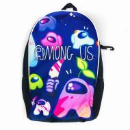 Рюкзак школьный CrazyBags Among US (AS237L)
