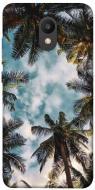 TPU чохол itsPrint Coconut palms для Meizu M6