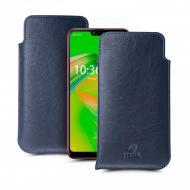 Футляр Stenk Elegance для ASUS ZenFone Max Plus (M2) ZB634KL Синій (65941)