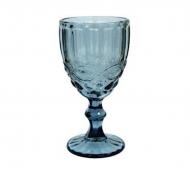 Бокал для вина OLens Винтаж 300 мл Синий(34215-4-2)