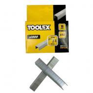 Скоби Toolex 10 мм (26542)