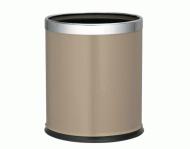 Корзина для мусора Probbax 10л  бежевая (WB-1051-BEI)