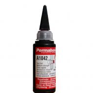 Клей герметик для різьбових з'єднань Permabond А-1042 50 мл Cиній