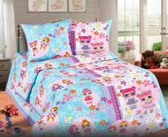 Постель в детскую кроватку с куклой Лол