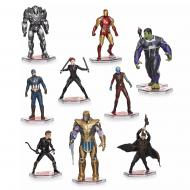 Набор фигурок Disney Марвел Avengers Deluxe 10 шт