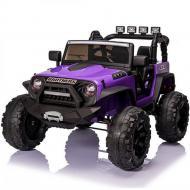 Электромобиль джип Bambi Фиолетовый (M4296EBLR-9 (24V))