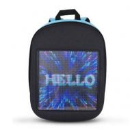 Рюкзак со светодиодным экраном UFT LED Bag Blue