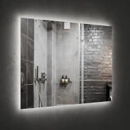 Зеркало с подсветкой Led StekloNova Шинэйд 1200х800