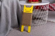 Когтеточка Pets Lounge Cat 45х15 см Yellow