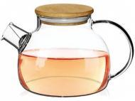 Заварочный чайник Ardesto стеклянный с фильтром 1,2 л (AR3012GB)