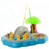 Дитячий музичний ігровий набір рибалка з аксесуарами (7034654) Блакитний