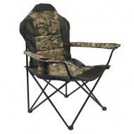 Кресло раскладное туристическое Фишер Люкс Камуфляж