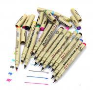 Набор ручек-кисточек  Superior BrushPen 12 цветов (MS-807D)