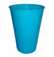 Стакан пластиковый Гемопласт 430 мл Синий (MGP-23955)