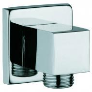 Підключення для душового шланга квадратне Jaquar Хром (SHA-CHR-1195S)
