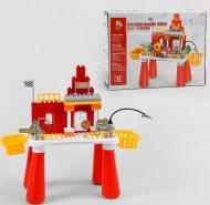 Ігровий столик для малюків Пожежна станція