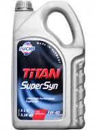 Моторное масло Fuchs Titan Supersyn 5W-40 5 л