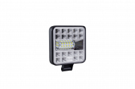 Фара LED квадратна 87W/29 діодів 8,5х8,5х1,5 см Mini