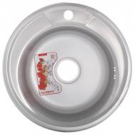 Мойка кухонная ZERIX Z490-06-170P ZMH11354583