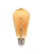 Лампа світлодіодна EGE LED Filament 8W А ST64 (133)