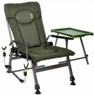 Кресло рыбацкое Elektrostatyk F5R ST/P NN со столиком и держателем удочки