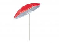 Зонт пляжный UKC Umbrella Anti-UV с наклоном 200 см Красный