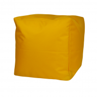 Пуф куб 30х30х30 см оксфорд Желтый (SH-3019-FRPUOX-UA-01)