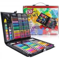 Дитячий художній набір для малювання Art set 150 предметів