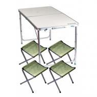 Комплект мебели складной для пикника Ranger ST 401 RA 1106 5 предметов