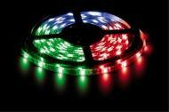 Світлодіодна стрічка LED RGB 5050 5 м різнокольорова + Пульт управління